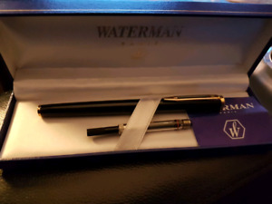 Watermark Paris Fountain Pen & Refill (Benefits SPCA)