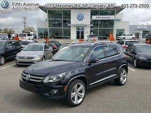 2014 Volkswagen Tiguan Highline   - one owner - local - trade-in