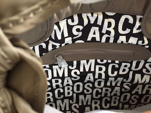 "Marc Jacobs New with Tags Quartz Grey ""Tate"" bag / purse"