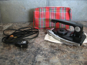 Charlescraft Travel Iron