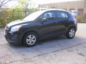 2014 Chevrolet Trax LS SUV, RUNS GREAT- WE FINANCE EVERYONE