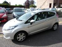 FORD FIESTA 12.42cc edge 2010 Petrol Manual in Silver