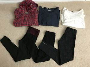 ALL 6 FOR $25 - Aritzia, Pink, Marc New York, F21