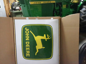 WANTED john deere signs,  any condition London Ontario image 7