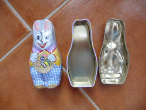 Variety of Tins For Easter - Various Sizes To Choose From London Ontario image 3
