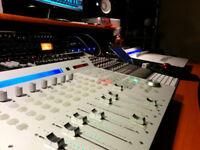 Nisku Recording Studio - Affordable Rates!
