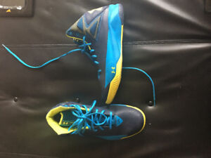 Under amour basketball shoes