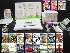 Nintendo Wii complete Game Set