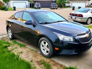 2011 Chevy cruze turbo