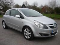 Vauxhall/Opel Corsa 1.2i 16v 2007MY SXi ac