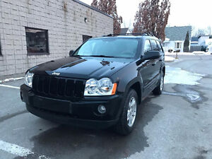 2006 Jeep Grand Cherokee Limited 4X4 A/C CUIR ,TOIT,MAGS