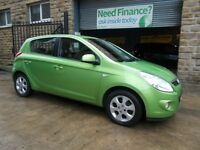 Hyundai I20 1.2 EDITION (green) 2010