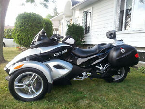 CAN-AM SPYDER GS (RS) 2008 COMME NEUF