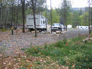 rv lot for sale in B.C.