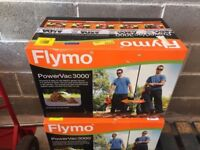 Flymo Power Vac 3000 - blow, Vacuum or shred. - BRAND NEW! UNOPENED! BETTER THAN HALF PRICE!!!!