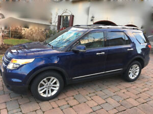 2011 Ford Explorer Limited AWD VUS