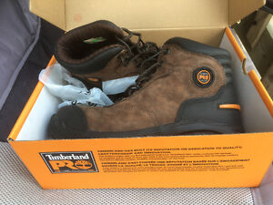 Brand new Timberland Pro work boots.