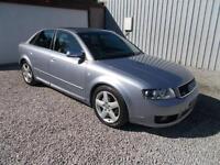 2004 Audi A4 2.5 TDI 180 Quattro Sport 4dr Tip AWD AUTOMATIC DIESEL 4X4 4 doo...