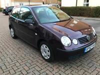 2002 Volkswagen Polo 1.4 ( 75bhp ) S -