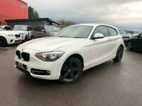 2012 BMW 118D Sport 2.0TD Sports Hatch **Service History - Cheap To Run**