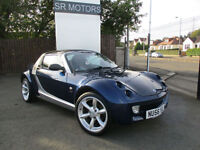 2006 Smart Roadster 0.7 ( 80bhp ) Roadster Semi-A Finale Edition(history)