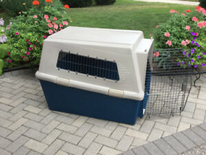 Large Dog Crate Home and Travel Approved