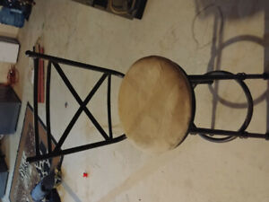 2 great condition bar stools
