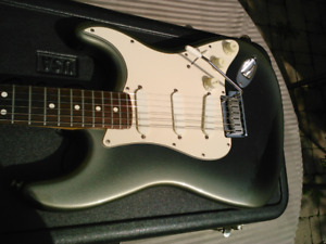 **MINT** 1989 USA Fender Strat Plus (Stratocaster) Guitar