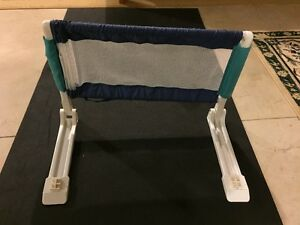 Bed Rail - for tykes moving from crib to big bed