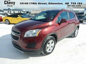2014 Chevrolet Trax LT   Onw Owner- No accidents-Bluetooth