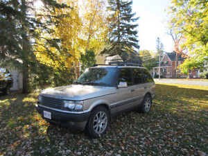 2002 Land Rover Range Rover SUV, Crossover