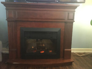 Fireplace.  REDUCED