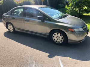 Extra Clean 2006 Honda Civic with Remote Starter Gas Saver