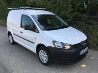 2014 63 Volkswagen Caddy 1.6TDI 102PS C20 Startline Van NO VAT