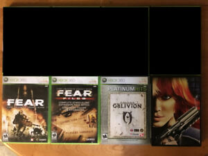 Xbox 360 Used Games + Consoles