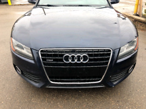 09 Audi A5 S-Line ALL WHEEL DRIVE/Camera/Navigation/Certified!