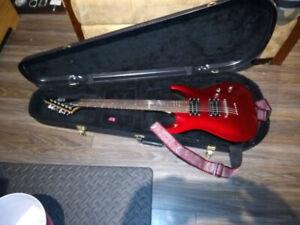 Guitare électrique LTD MH-50NT