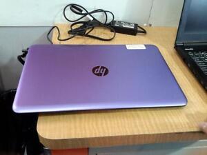 *** USED *** HPC HP IRIS PURPLE LAPTOP   S/N:CND5225K93   #STORE311