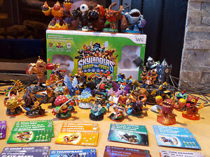 Portails Skylanders Giant + Swap Force