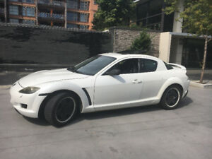 RX-8 2005 GREAT CONDITION!!