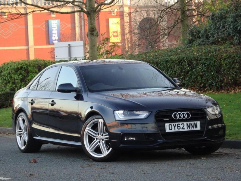 Audi A4 3 0TDI S Tronic 2012 Quattro Black Ed 4X4  +FSH+B&O+ACC+MMI+BLUETOOTH+DAB | in Urmston, Manchester | Gumtree