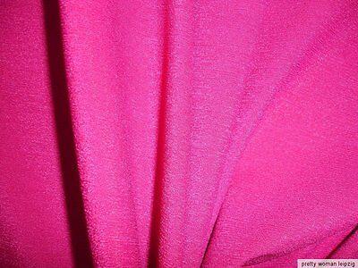 0,5 Lfm Jersey 3,15€/m² pink 160cm breit mit 34% Elasthan KA92