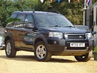 2005 Land Rover Freelander 2.0 Td4 Adventurer - 115K - 12 MONTH MOT