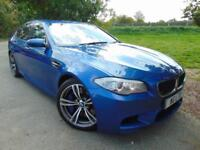 2012 BMW M5 M5 4dr DCT Full Merino Leather! Rear Cam! 4 door Saloon