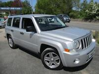 2008 JEEP PATRIOT SPORT 4X4 4X4 PETROL