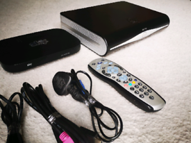Sky Box with all cables