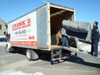 Frank's Worldwide Moving and Storage