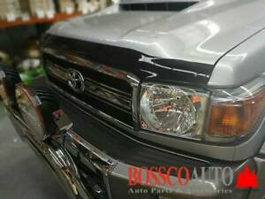 Bonnet Protector for Toyota Landcruiser 70, 76, 78, 79 Series 07 - 16 Prestons Liverpool Area Preview