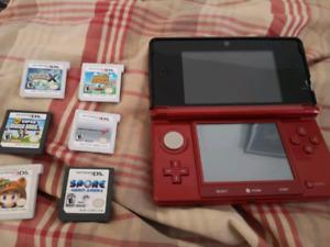 DS 3D + meilleurs jeux