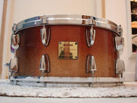 Snare YAMAHA Ton Dijkman 14x6.5 signature only 30 Models in the World NEW !